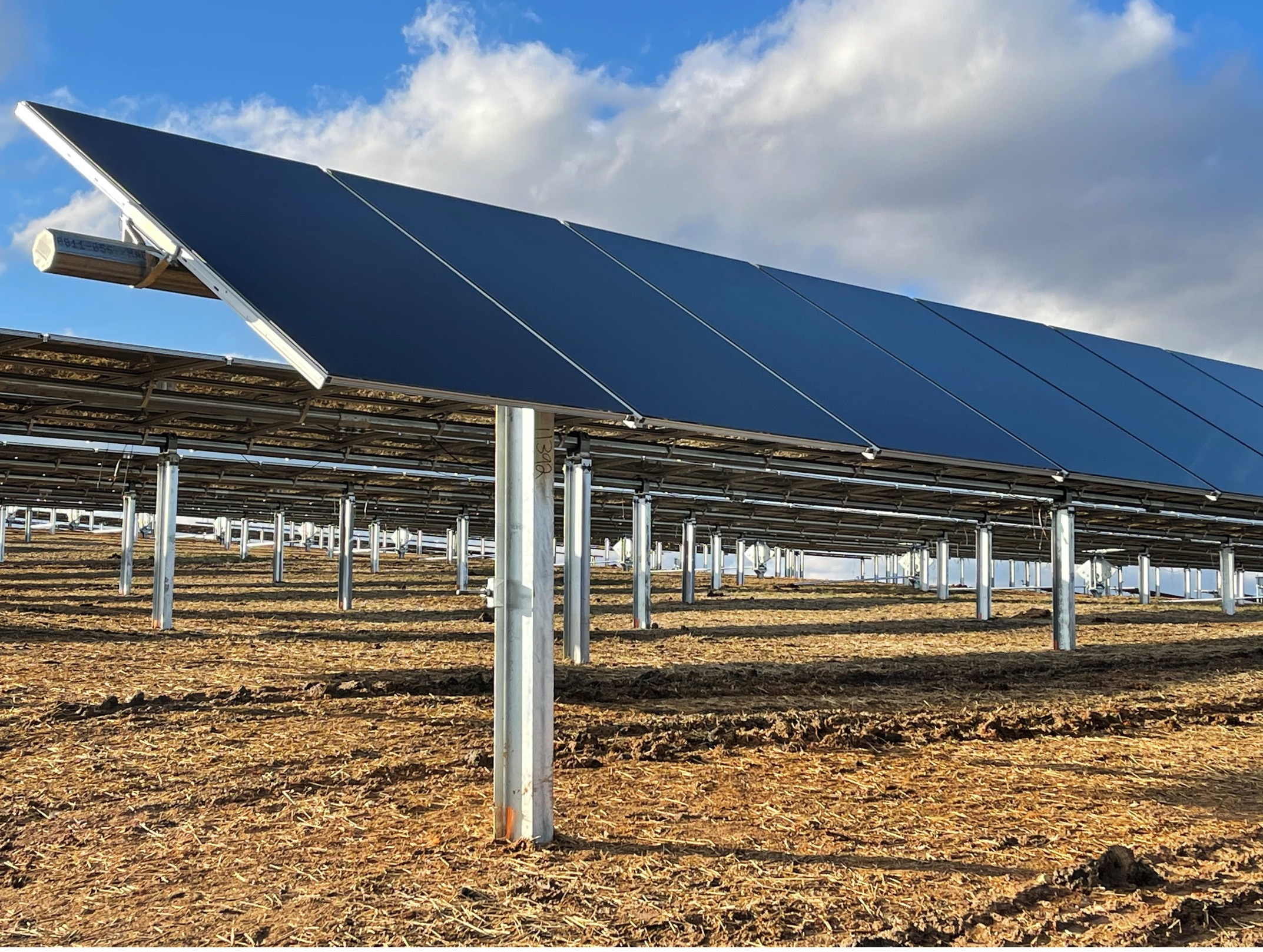 Energix, RPCS Partner to Complete over 90MW of Solar Tracker Projects