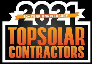 2021 Top Solar Contractor
